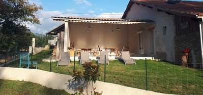 Photo for 4BR House Vacation Rental in Fay-Le-Clos, Auvergne-Rhône-Alpes