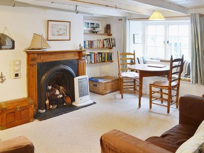 Photo for 1 bedroom property in Polperro. Pet friendly.