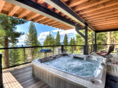 Photo for Luxury Incline Village Home with Peak Lake Views