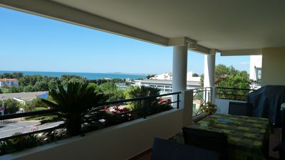 Photo for 3 rooms all comfort, wifi, near the beaches