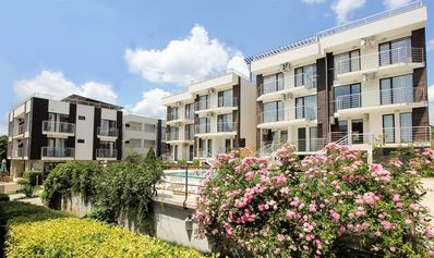 """Photo for Seaside One Bedroom Apartment in a quiеt neighborhood  of """"Sunny Beach"""""""