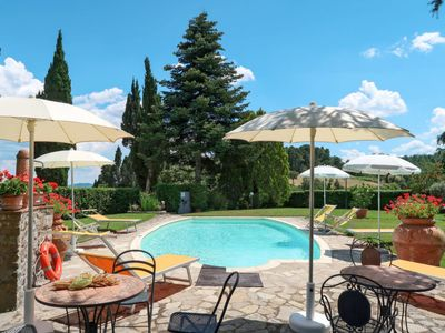 Photo for Vacation home Agriturismo La Fornace (RDD125) in Radda in Chianti - 5 persons, 3 bedrooms