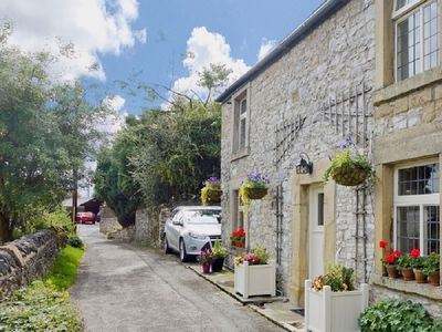 Photo for Luxury Cottage Sleeping 8, Pet Friendly in Historic Village of Tideswell.