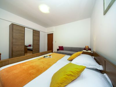 Photo for Apartments D&M - Three Bedrooms with sea view A1