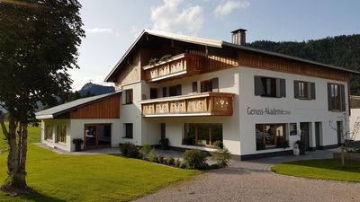 Photo for Alpine Chalet Vils in Tirol - on the Allgäu border - mountains, lakes, castles