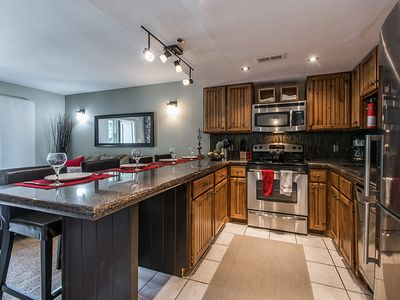 Photo for Luxury One Bed Condo steps to Park City Ski Resort