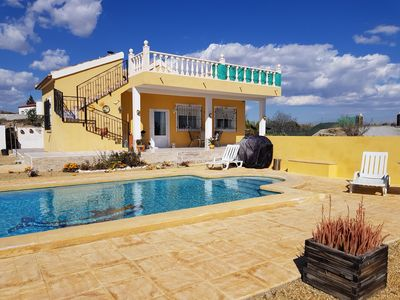 Photo for Villa Marie Anne Set in peaceful mountains, with great views all around,