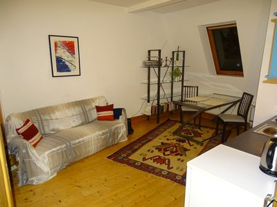 Photo for Nice roof studio apartment close to the center of Mannheim