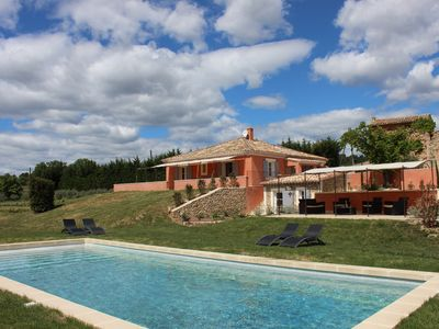 Photo for 5BR Villa Vacation Rental in Roussillon, Provence-Alpes-Côte d'Azur