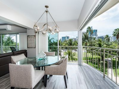**Professionally Sanitized**Waikiki Shore Renovated 2BD Park Side Villa