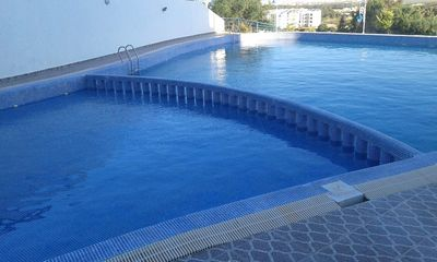 Photo for Studio for rent sea view and pool