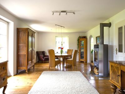 Photo for Relax in our 5 star apartment with mountain views near the Chiemsee