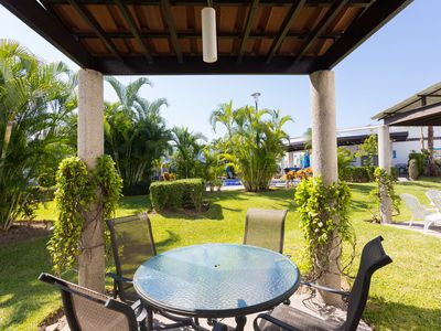Photo for Casa Orquidea, Paradise townhouse in Vallarta with shared pool! 10 minutes from beach! 2BR + Den