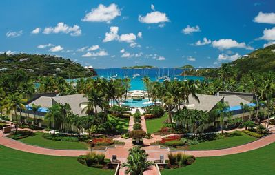 Photo for THE WESTIN ST. JOHN RESORT - 2BD VILLA - BAY VISTA 6 SLEEPS