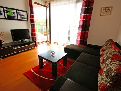 Photo for One Bedroom Apartment Sea View (BPP6 2.1.) - Baltic Park Plaza (BPP6 2.1.)