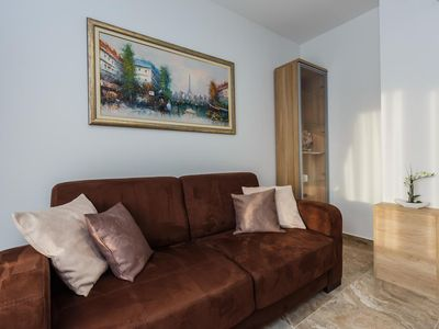 Photo for One bedroom apartment with terrace Bušinci (Čiovo)