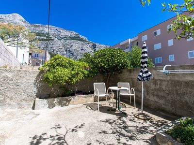 Photo for Apartment / app. for 2 guests with 20m² in Makarska (73627)