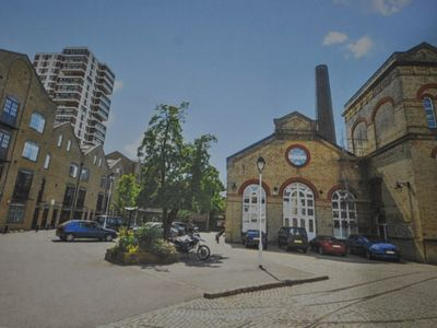 Photo for A Hidden Treasure set within a converted Pump House Station in London
