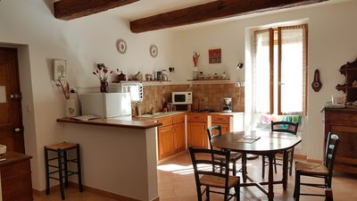 Photo for Village house in Saint Jean de Buèges with internet