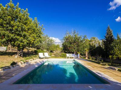Photo for Nice holiday house Ideal for families. Quiet location. Wireless Internet access. Pool. Dorfnah.