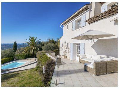 Photo for Stunning Provence Mas close to Mougins and Valbonne