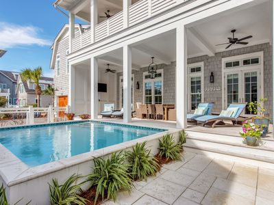 Photo for Private Pool! Carriage House! Two Golf Carts!