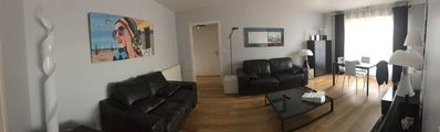 Photo for Nice 2 rooms in the center of Deauville / best area in Deauville