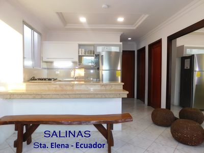 Photo for Ecuador Salinas Carnero excellent location family house in front of pools