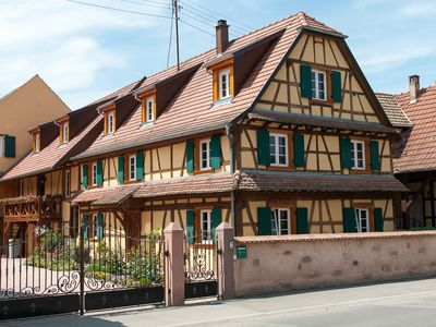 Photo for Cottage in Alsace center for 2 to 5 people