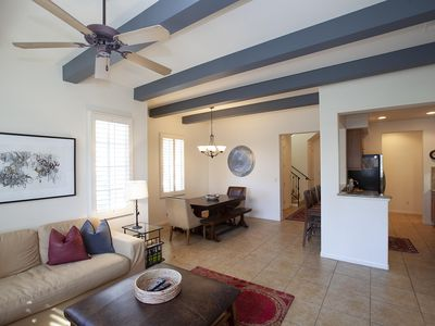 Photo for Great Location! Close to Pool!! Two Story Townhouse Beautifully Decorated