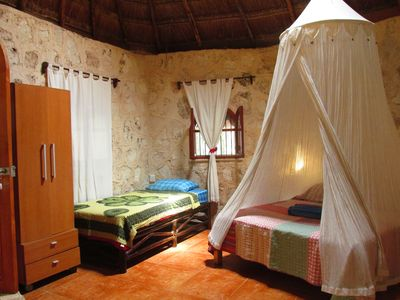 Photo for Casita Shakti beatifull little house perfect for 2 persons or also a single....