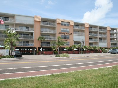 Indian Shores Gulf Coast Beachfront Condo 3BR/2bth Sleeps 9.