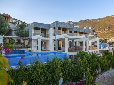 Photo for Stunning Luxurious 6 Bedroom Villa, within walking distance of Centre of Kalkan
