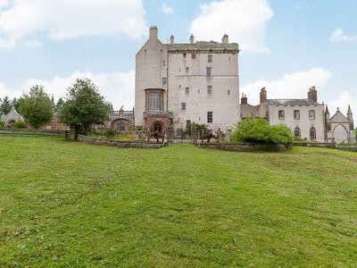 Photo for 3 bedroom accommodation in Delgatie Castle, Turriff