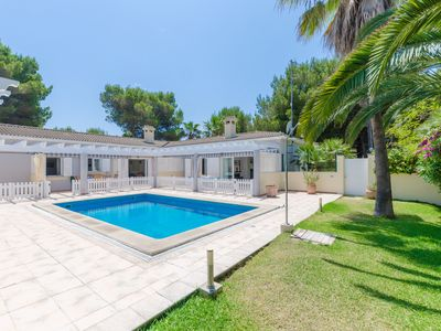 Photo for YourHouse Copinyes B - terraced house with shared pool near the beach