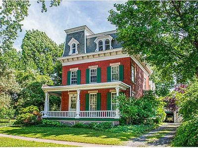 Photo for 5 Room Suite in an 1840 Second Empire Victorian