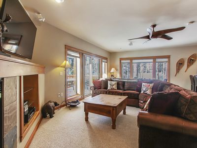 Photo for Ponderosa Pines by WPLCo | Townhome High Above WP | Private Hot Tub | Sleeps 10