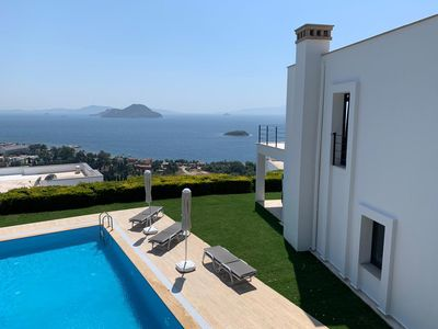 Photo for Bodrum luxury villa with private pool