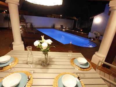 Photo for Great ... Asian style Villa with pool, barbecue.