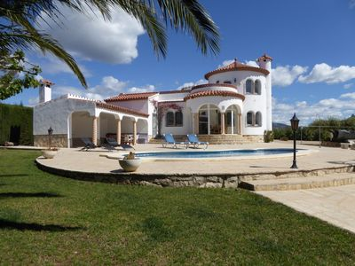 Photo for Villa Vista Mar with pool