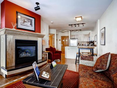Photo for Beautiful 1 Bed in Silvermill in River Run right at the Gondola!