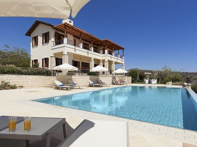 Photo for Aphrodite Hills 4 Bedroom Villa - Kallisto - Free WiFi