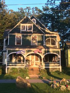 Photo for Victorian Waterfront Home TI Park Wellesley Isle National Register/Historic Plac