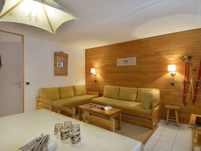 Photo for 2BR Apartment Vacation Rental in BELLE PLAGNE