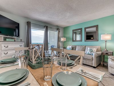 Photo for Gorgeous, Beach Front Condo at Gulf Shores Plantation Palms