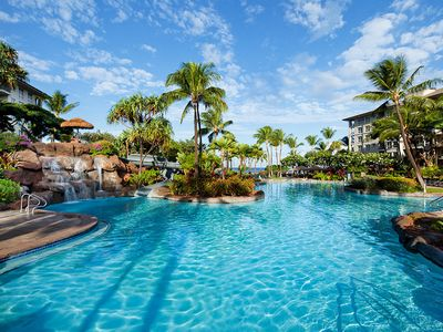 Photo for Oceanfront Villa in Lahaina Maui- THE WESTIN KAANAPALI OCEAN RESORT VILLAS NORTH