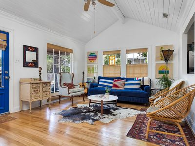 Photo for Heart Of South Congress Modern Bungalow