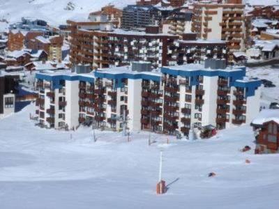 Photo for Val Thorens Studio 20 m² The OLYMPIC 2 people with direct access to the pist