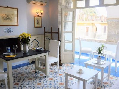 Photo for 1BR Apartment Vacation Rental in Taormina