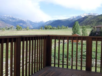 Photo for 1900 Square Foot Townhome With Mountain Views